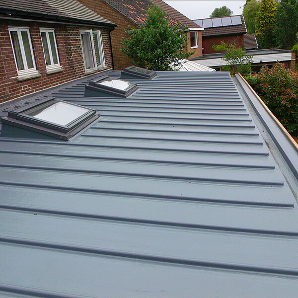 GRP Valleys & Joint Stripping   Buildworld