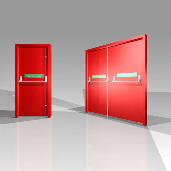 Fire Doors | Buildworld