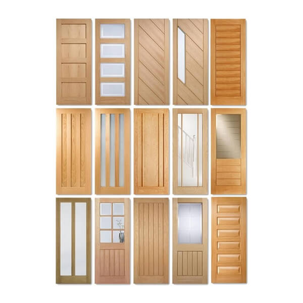 Exterior Front & Back Doors | Buildworld