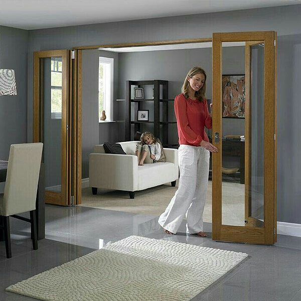 Folding Doors and Room Dividers | Buildworld