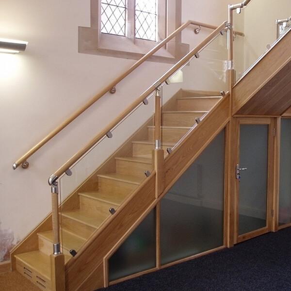 Stair Case Parts & Flights | Buildworld