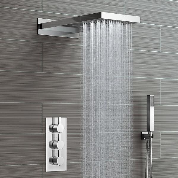 Showers - Buildworld
