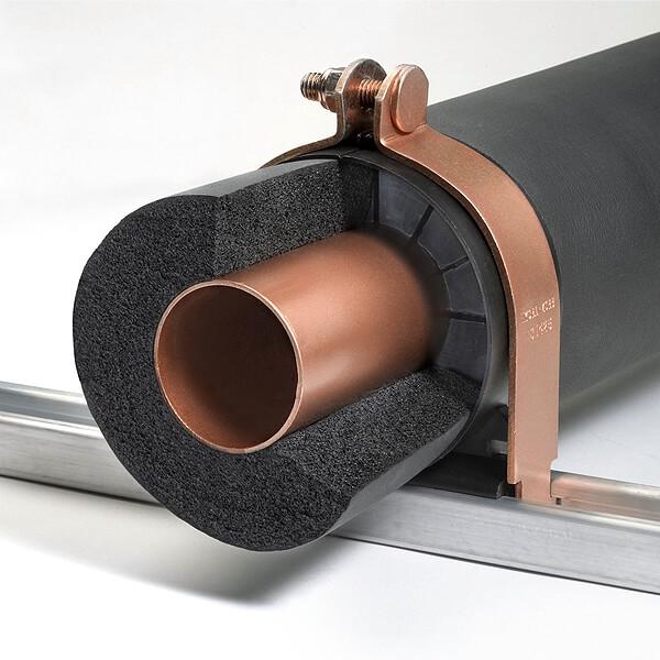 Copper Pipe & Insulation   Buildworld