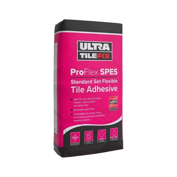 Tile Adhesives & Levellers | Buildworld
